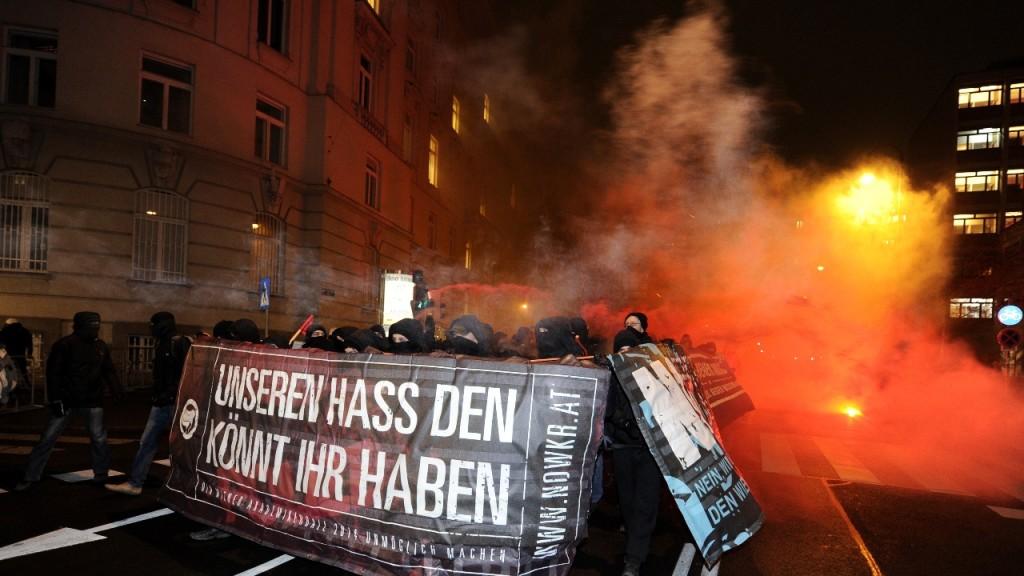 Wien Demo 2014