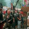 """""""Chaostage"""" der Punks - Welle der Gewalt in Hannover Steine gegen Kameras"""